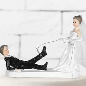 Bryllupsfigur, reb