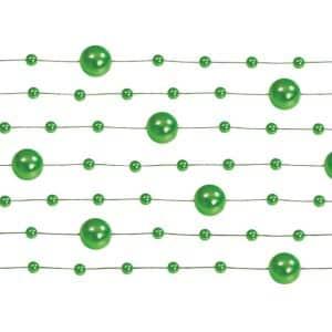Perle Guirlande, grøn