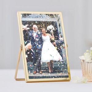 Guld Ramme, Bryllup